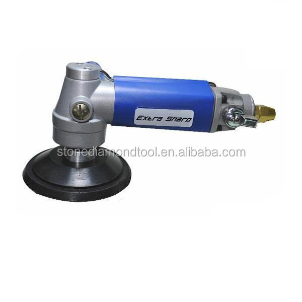 Long Air Operated Water Die Grinder Polish