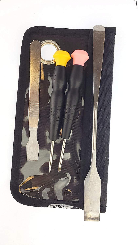 Silverhill Tools ATKORC Oculus Rift CV1 Tool Kit Tool Kit (T3, Ph1, 8in Pry Bar, 5in Metal Spudger)