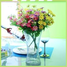 Factory price super value evergreen flower artificial wildflowers