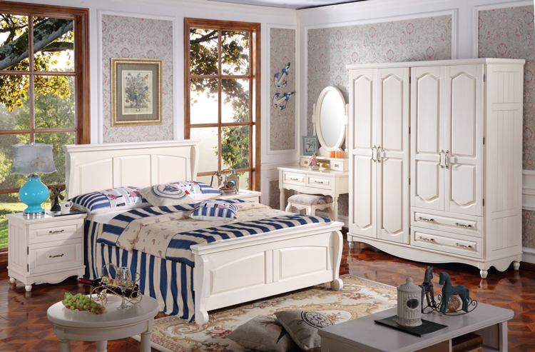 China manufacturer wooden furniture designs bedroom with best quality and low price