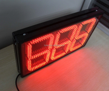 2015 best selling products new neon led panel sign, wireless led number display