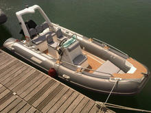 Rigid inflatable boat/boat tender/RIB boat
