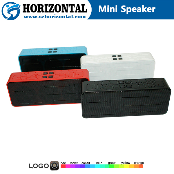 Newest design high quality mini cd player with speakers