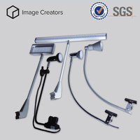 Super bright factory price banner stand led light