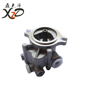 excavator parts hydraulic gear pump for DH215LC-9