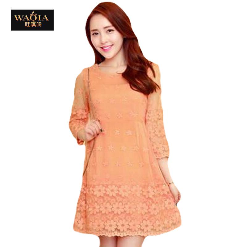 531e0e66802 Get Quotations · 2015 new Promotions hot trendy cozy fashion women clothes  women dress fashion print flower cute print