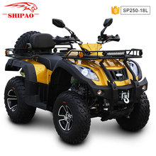 SP250-18 Shipao new technique 4x4 diesel quad bikes