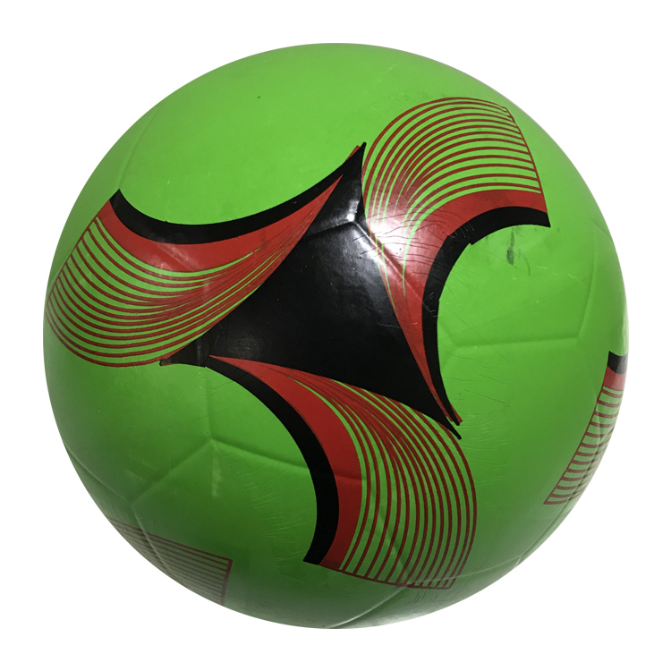 Oem Brand Design Official Size 5 Custom Print Smooth Surface Rubber Football wholesale soccer ball