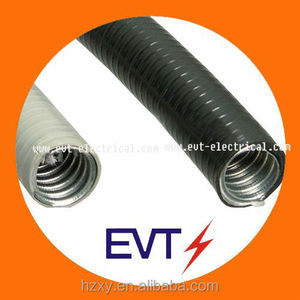 PVC Coated Metal Cable Conduit