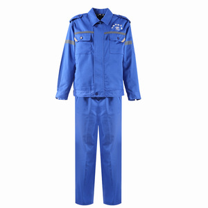 Fire Resistant Uniforms Construction Blue Wear Rough Workwear