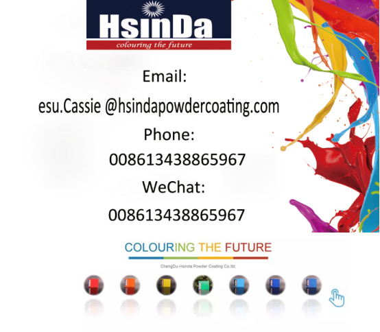 MA Wood Grain Powder Coating Powder, Polyester Powder Coating Paint
