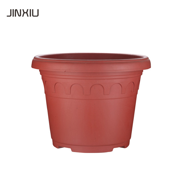 Plastic Material aeroponic gardening system flower pots