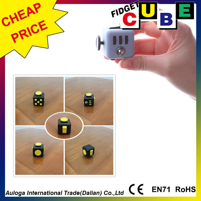 Delivery Now very cheap price desk toy fidget cube