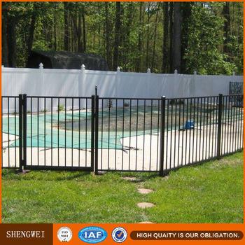 Durable Tragbare Swimming Pool Zaun Und Tor (flat Top) - Buy Flache Top  Pool Zaun,Tragbare Swimming Pool Zaun,Schwimmen Pool Zaun Und Tor Product  on ...