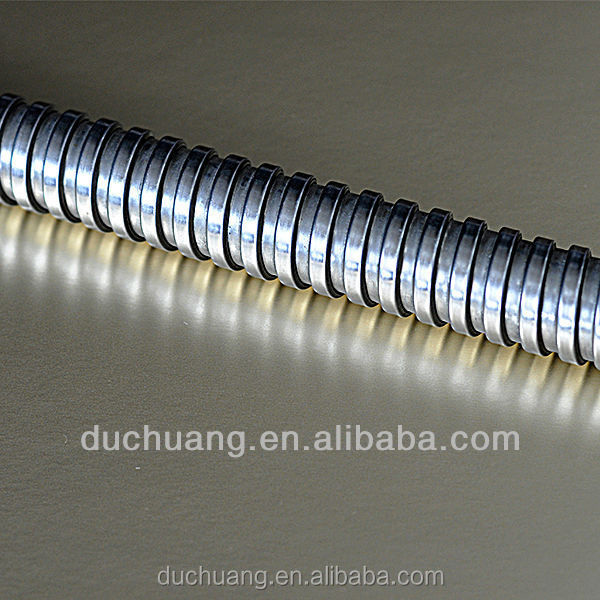 galvanized steel electric wiring conduit pipe flexible metal tube hangzhou