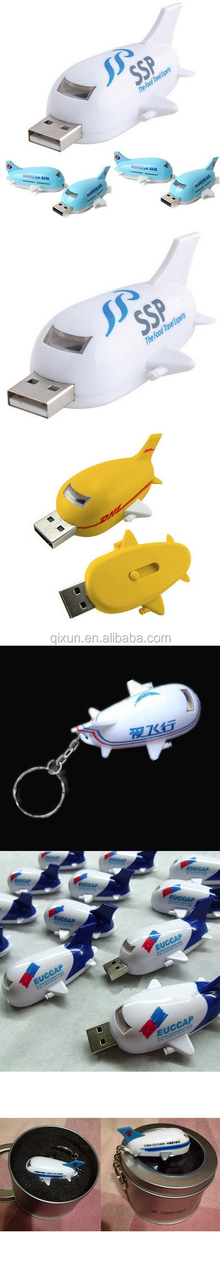 assurance order paypal accept bulk 4gb usb flash drive, plastic airplane usb flash drive bulk cheap