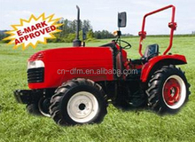 4wd China Tractor with front end loader