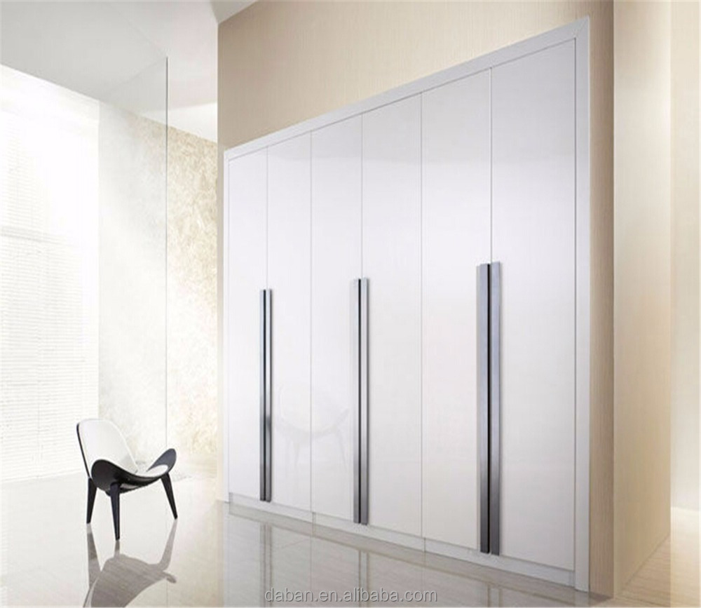 China High Gloss White Lacquer Wardrobe Supplier