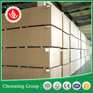 alibaba china suppliers plain mdf board price