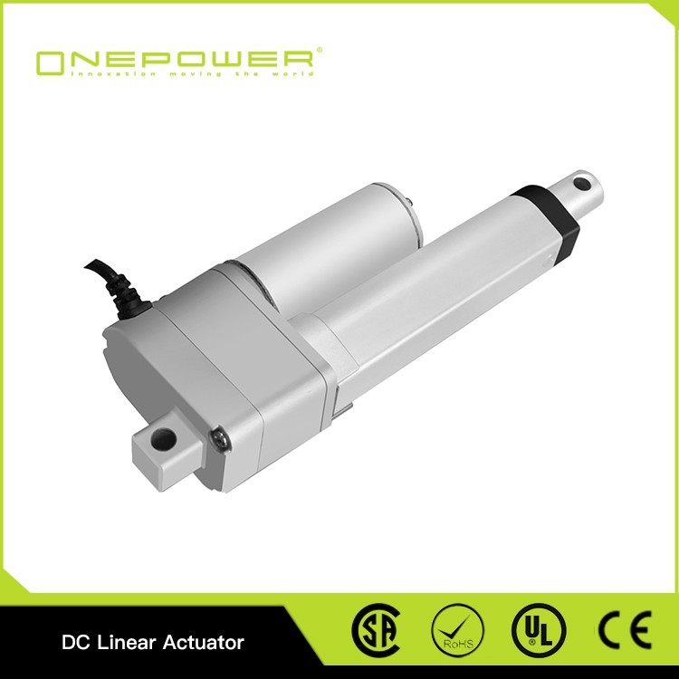 Fast Speed Mini Electric Magnetic Linear Actuator For