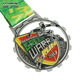 Custom Design Family Warrior Challenge Finisher Metal Medal WM1472