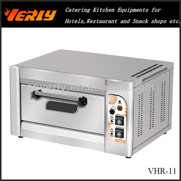 Gas bread baking oven / Commercial bakery machine