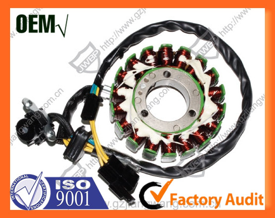 Wholesale Motorcycle Rotor and Stator Magneto Coil EN125 for Suzuki