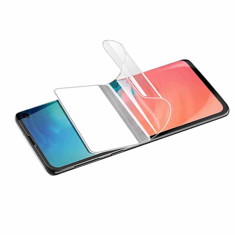 Case Friendly high sensitivity tpu hydrogel screen protector film for Samsung S10 S10 note 10