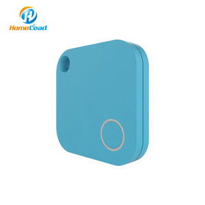 Square Coin size mini Smart anti-lost bluetooth wireless key finder for toy