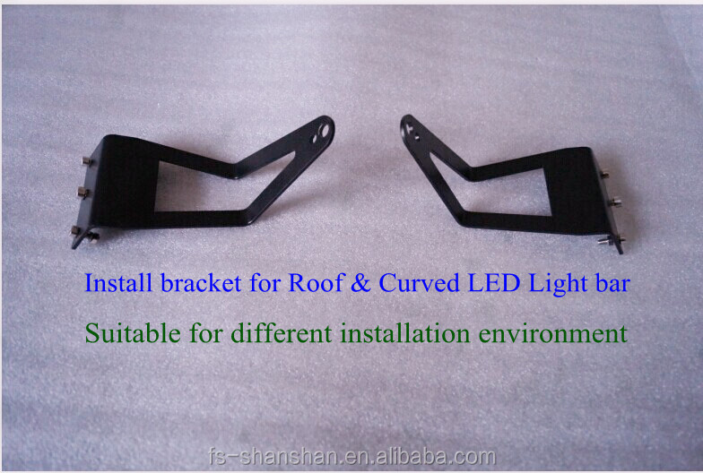 """F O R D 50"""" Led Bar Light Mounting Bracket / Led Light Bar Kit ..."""