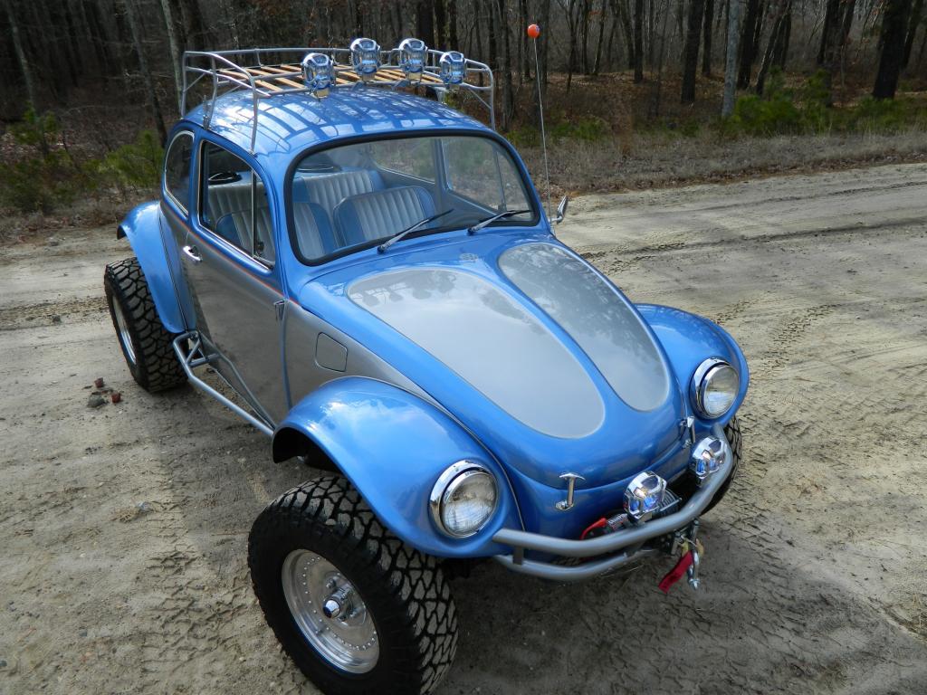 Volkswagen beetle buggy baja-Coches de segunda mano ...