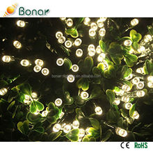 500 LED Bulk Factory Wholesale Outdoor Bright Decorative String Lights Solar LED Noma Christmas Lights