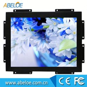 Cheap price 10.4 inch open frame tft lcd touch screen monitor custom led display with touch screen