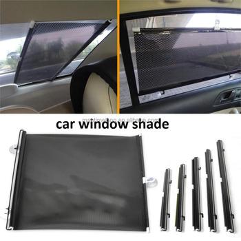 Removable Car Window Shade Windshield Sun Visor Curtain - Buy ... cf1f517bc39