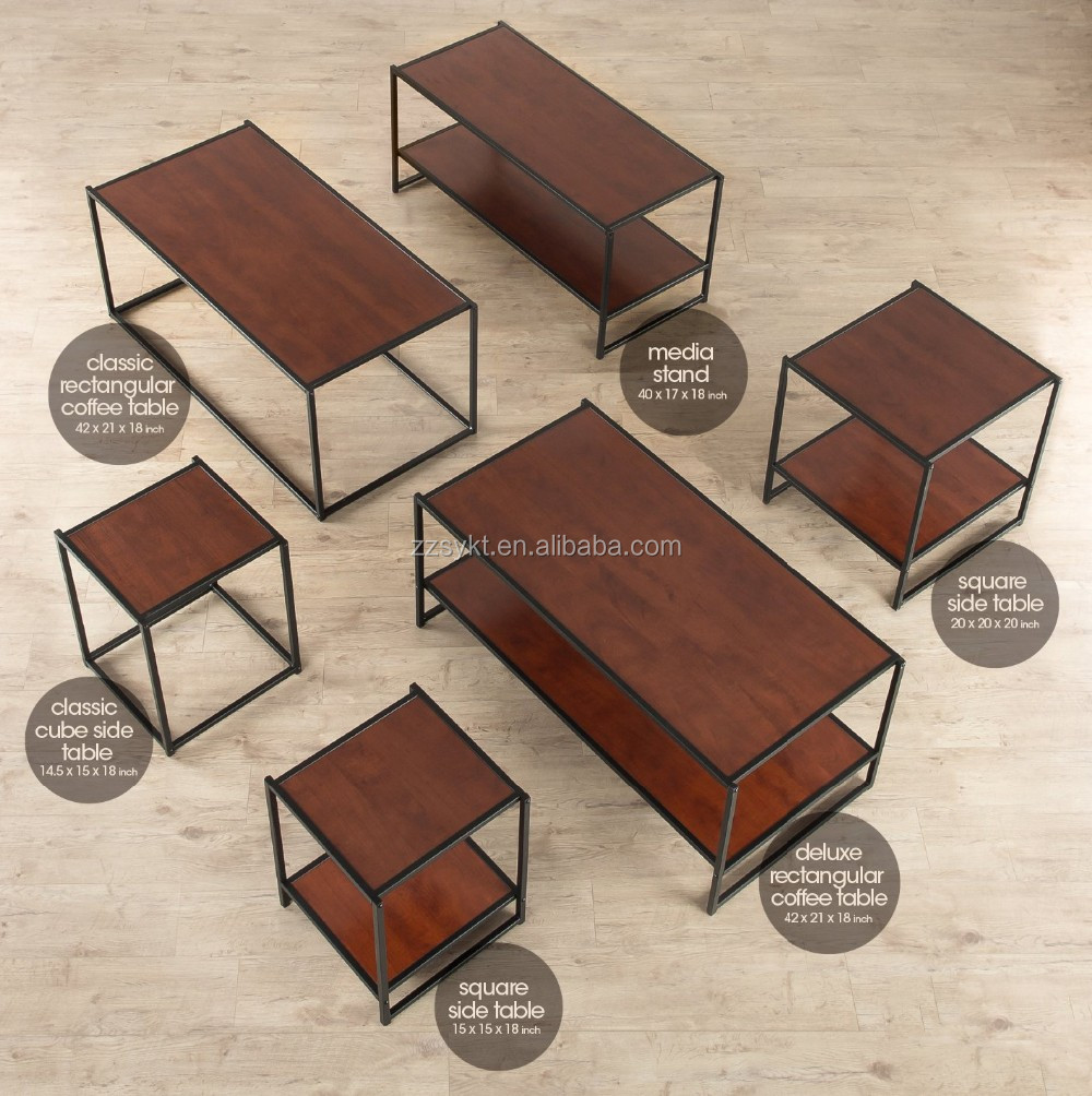 100 wood cube coffee table coffee table cubefee table with
