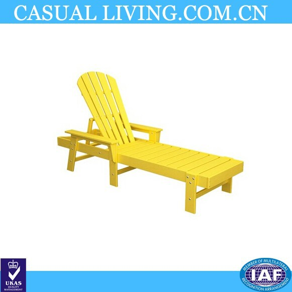 polywood Beach Outdoor Chaise Lounge