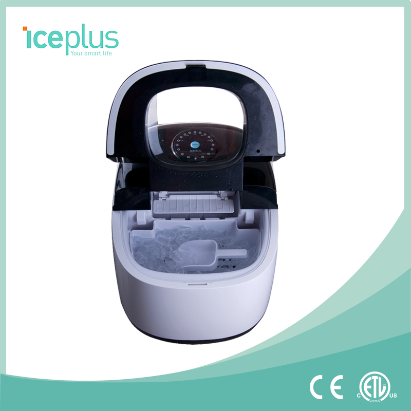 China factory branded portable car cooler mini fridge ice maker, bingsu machine for home use
