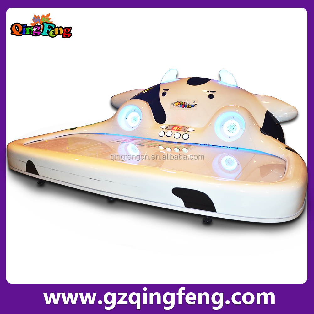 Qingfeng commercial video lovely amusing music machine game making machine for sale MA-QF803