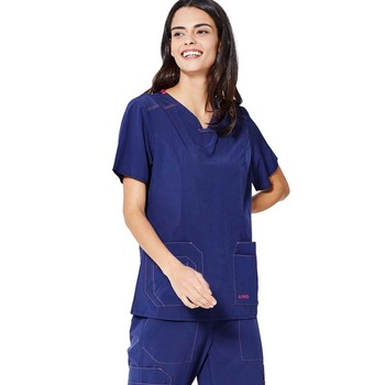 Woven Cotton/polyester/ Spandex Fabric for Scrubs