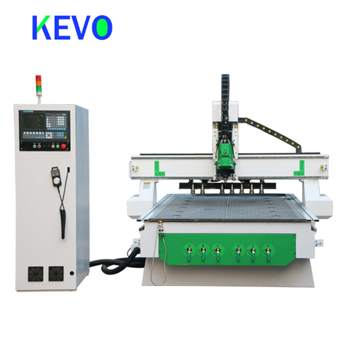Hot sale 1325 1530 2030 2040 ATC wood cnc router price with 8 PCS auto tool changes