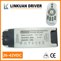 LKAD032D Factory price Minix wireless USB keyboard use 3A battery 2.4G remote control with LED driver