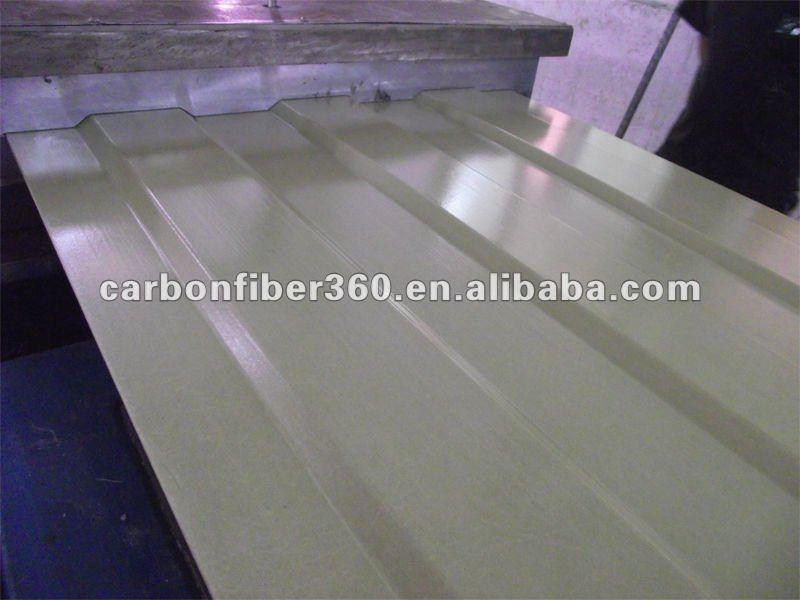 Heat Resistant Reinforced Polyester Fiberglass Pannel