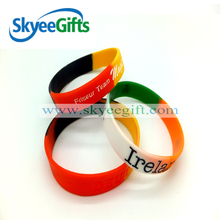 colorful cheap Camo wristbands printed bands | Newest wristbands Customized printed silicone bracelet