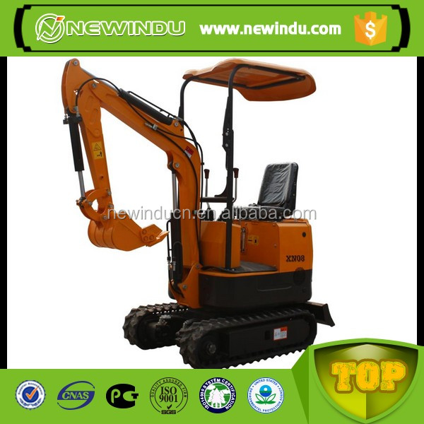 XN16 mini crawler excavator,1.6 ton 2 ton excavator for sale