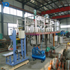 Interior wall paint complete production line