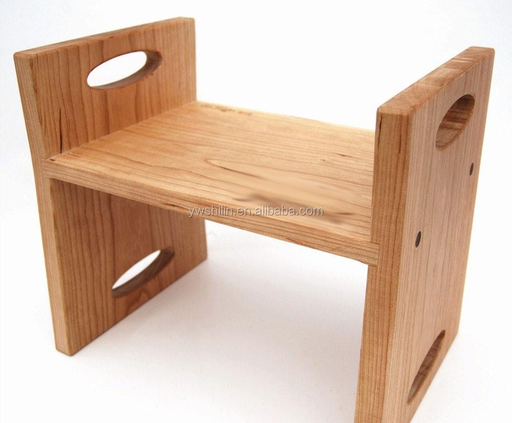 Vendite calde di legno wc sgabello del piede per i bambini buy