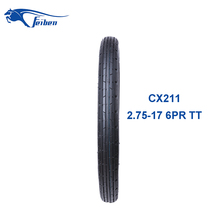 Rubber Motorcycle Tires Manufacturer 2.75-17