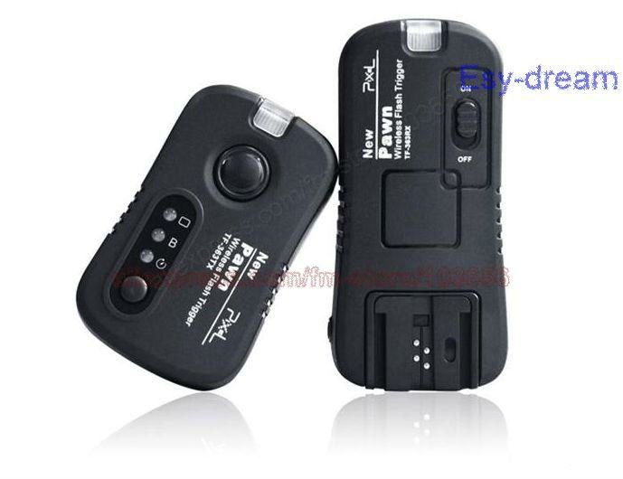 Pawn TF-363 2.4GHz Wireless Remote Shutter & Flash Trigger for Nikon PF151