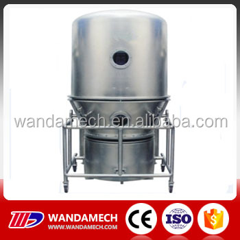 GFG200 Foodstuff Industries Chili Powder Fluidizied Bed Dryer Machine