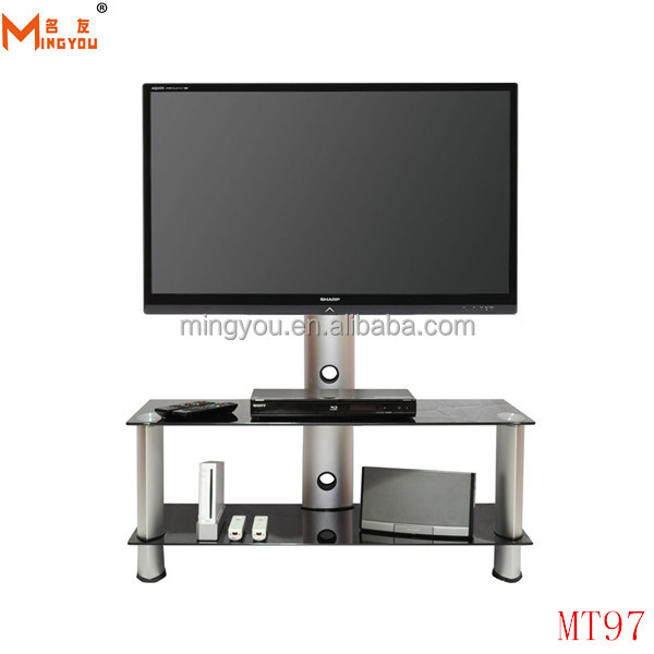 2017 Year China Lcd Tv Price In India Modern Console Gl Table For Stand